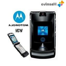 100% ORIGINAL Motorola RAZR V3i <font><b>UNLOCKED</b></font>