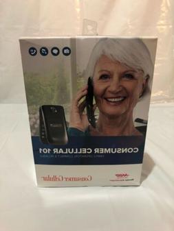 Consumer Cellular 101 - Alcatel Black