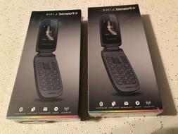 2 NEW SEALED IN BOX Polaroid Flip Phone Link A2BK
