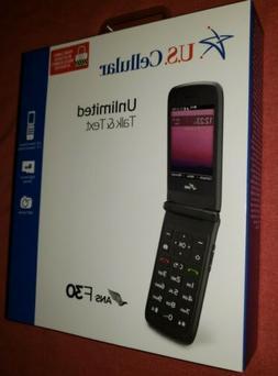 3 Phones  FREE  SHIP U S Cellular Flip Cell F30  US  prepaid