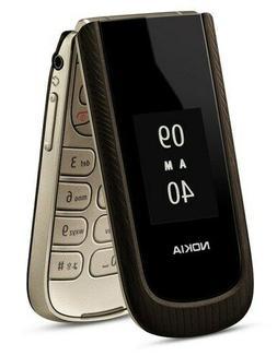 Nokia 3711 Sable - Black coffee  3G GSM Cellular Phone - Bra