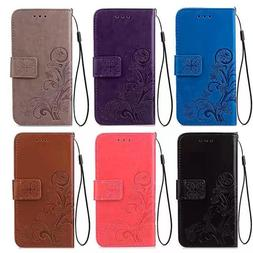 3D Flower Leather Case for <font><b>ZTE</b></font> Blade A3