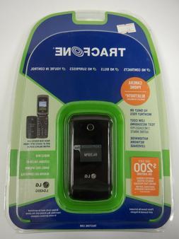 LG 420G - Black  Cellular Flip Phone