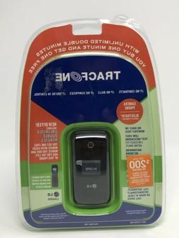 LG 420G - Black  Cellular Flip Phone New Sealed