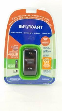 LG 420G - Black  Cellular Phone New & SEALED In Box Model LG