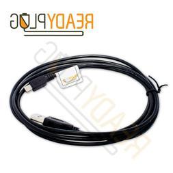 6 ft ReadyPlug USB Cable for AT&T Cingular Flip 2 Phone