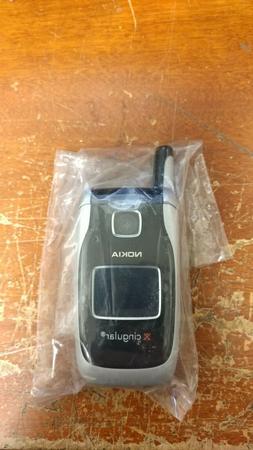 Nokia 6102b RM-77  Cellular Flip Phone  ~!~ Brand New ~!~