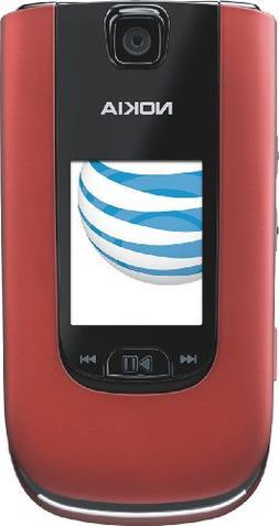 Nokia 6350, Red