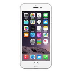 Apple iPhone 6, GSM Unlocked, 128 GB - Silver