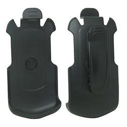 For Sprint Kyocera DuraXTP E4281 Black Swivel Belt Clip Hols