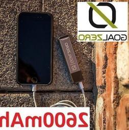 Goal Zero Flip 10 Portable Phone Charger, 2600mAh/10Wh Exter
