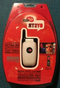 KYOCERA OYSTR PREPAID VIRGIN MOBILE CELL PHONE