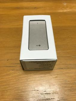 LG - Exalt 4G LTE VN220 with 8GB Memory Cell Phone - Silver