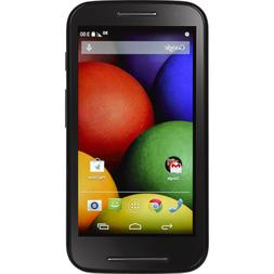 Motorola Moto E Android Prepaid Phone with Triple Minutes