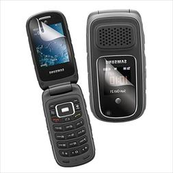 Samsung Rugby 3 A997 GSM Unlocked Rugged Flip Phone - Gray/B