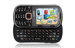 VERIZON WIRELESS CELL PHONE SAMSUNG U460 INTENSITY II BLACK