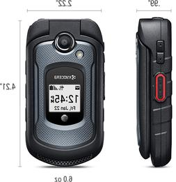 A+++++ Kyocera DURAXE E4710 AT&T LTE 4G 5MP CAMERA  FLIP Pho