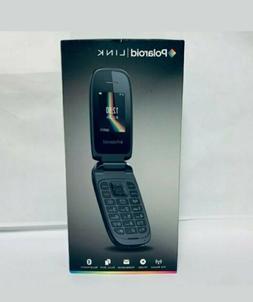 Polaroid A2BK Valuelink Link Flip Phone Unlocked Dual Sim Ra