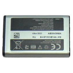 New Samsung AB663450BA OEM Battery for Samsung Rugby II A847