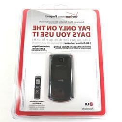 LG Accolade VX5600 Verizon Wireless Prepaid 3G Cellular Flip