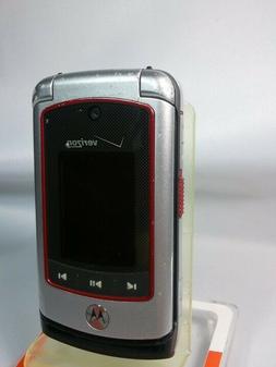Motorola Adventure V750 Verizon 3G CDMA Flip Phone Extended