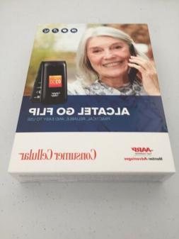 Alcatel go flip consumer cellular phone