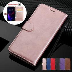 For Apple iPhone 11 Pro Max Xs XR 8 7 6 Wallet Phone Case PU