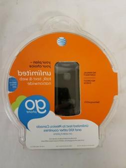 AT&T Go Phone Prepaid Samsung a157V Flip Cell Phone New Fact