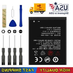 For AT&T ZTE Cell Flip Phone Z331 Replacement Battery Li3709