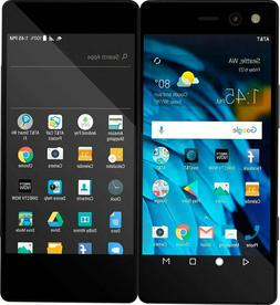 ZTE Axon M 64GB Z999 Black Carbon  GSM Unlocked Dual Screen