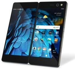 ZTE Axon M Z999 64GB LTE 4G  20MP AT&T GSM Unlocked Dual Scr