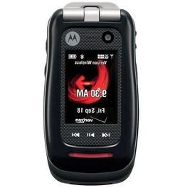 Motorola Barrage V860 Black Verizon Phone