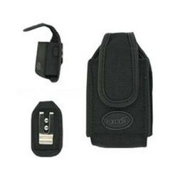 Black Flip Phone Universal Extra Small Holster/ Case/ Belt C