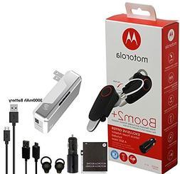 """Motorola Boom 2+ Plus """"HD"""" Flip Bluetooth - Water Resistant"""