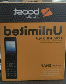 """BRAND NEW - """"BOOST MOBILE"""" Coolpad SNAP Flip Phone - 4G LTE"""