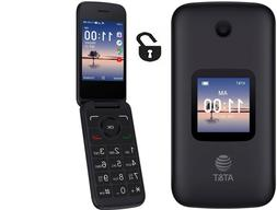 Brand New Factory Unlocked Cingular Go Flip Basic Phone Blue
