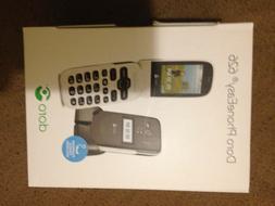 Doro Phone Easy 626 Flip. Global GSM Factory Unlocked - Blac