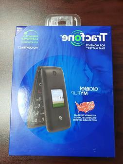 BRAND NEW -TracFone - Alcatel MYFLIP A405DL - Prepaid Flip P
