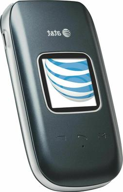 Pantech Breeze 3 P2030 Flip Cell Phone At&t Straight Talk Ne