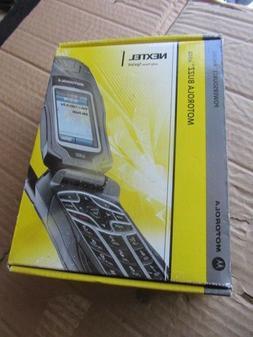 Motorola Buzz ic502 Powersource Sprint Nextel Walkie Talkie