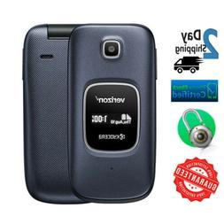 Kyocera Cadence S2720 16GB Blue Verizon + GSM Unlocked Flip