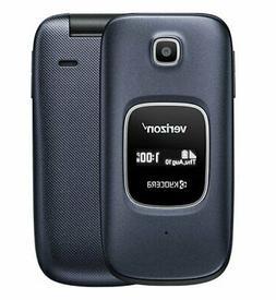 Kyocera Cadence S2720 4G LTE Verizon Wireless Basic Flip Pho