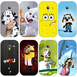 Case For Samsung Galaxy S Duos GT S7562 GT-S7562 7562 Trend