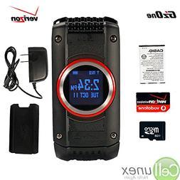 Casio G'zOne Ravine 2 C781 - Black  Cellular Phone