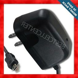 Cell Phone Home Wall Travel AC Charger Adapter For TeleEpoch