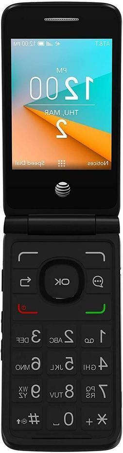 Alcatel Cingular Flip 2 AT&T GSM Unlocked 4G LTE WiFi Cell P