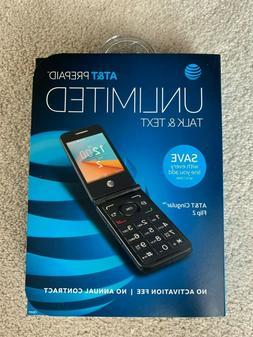 Alcatel Cingular Flip 2 AT&T UNLOCKED WORLDWIDE Flip Phone