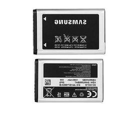 Samsung AB663450BZ Battery for Samsung Rugby & Convoy Flip P