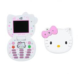 Cute Mini Hello Kitty Girl <font><b>Phone</b></font> K688+ Q