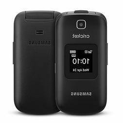 Samsung Denim Flip Phone SGH-A207  Prepaid No Contract